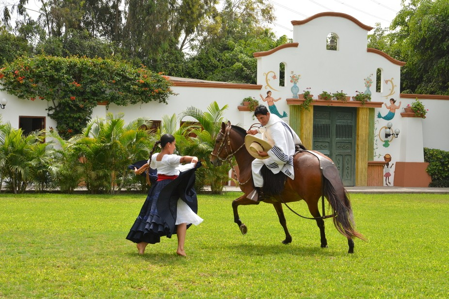 While visiting Peru, we absolutely enjoyed an afternoon adventure in a suburb of Lima; visiting a...