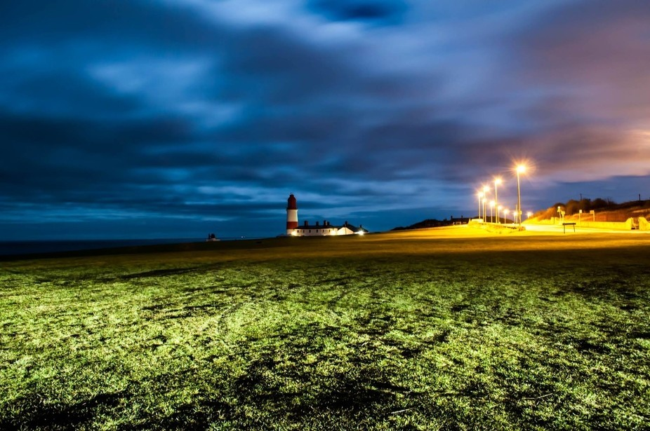 Whitburn Lighthouse Whitburn uk