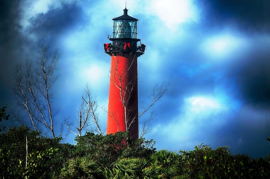Jupiter Inlet Lighthouse Florida