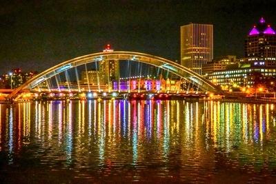 Memorial Bridge Rochester NY