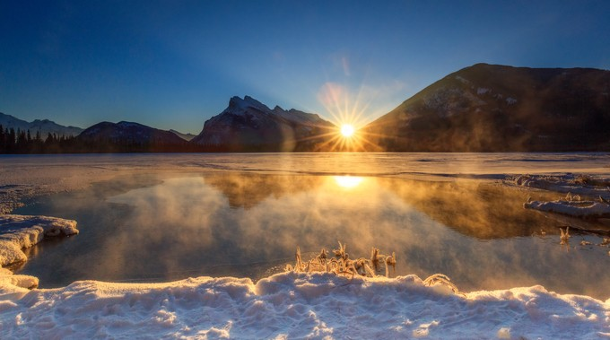 Sparkling Rundle by ajay46 - Unforgettable Landscapes Photo Contest by Zenfolio