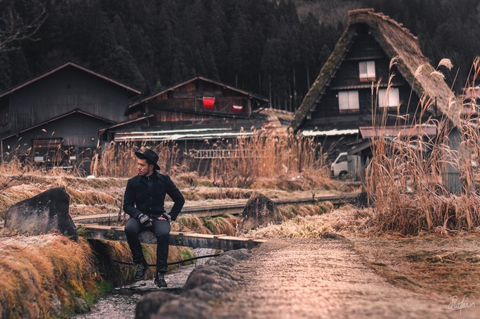 Shirakawa-Go breather by ClassicBoy13 - The Lifestyle Project