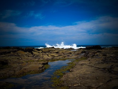 Rockpools and Waves