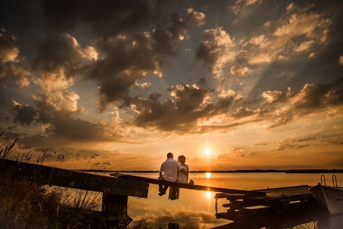 Only us by janeprostang - Couples In Love Photo Contest