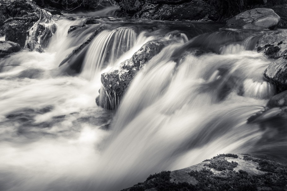 Taken in the lake district. I decided on a long exposure to capture the dreamy flow of the waterf...