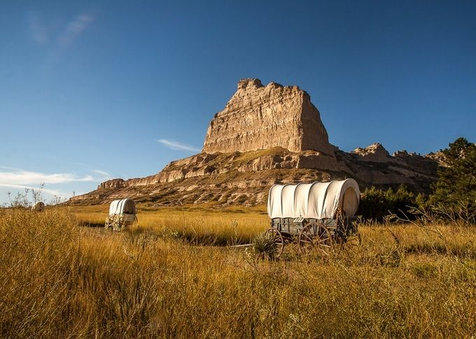 Scottsbluff by EvaBareis - Boulders And Rocks Photo Contest