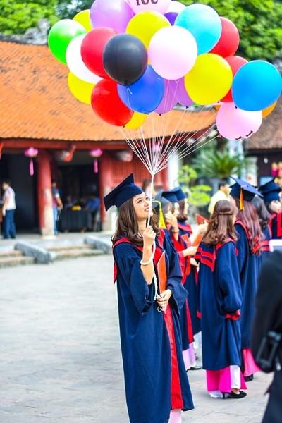 Temple of Literature graduation