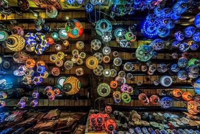 Granada Hanging Lamps
