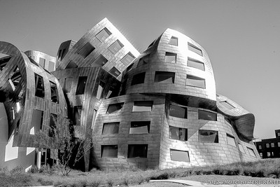 Abstract Architecture in Black and White-0118