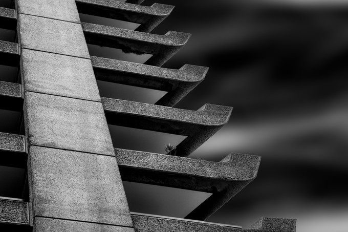 Barbed Building by CharlieNowlanPhotography - Modern Architecture Photo Contest
