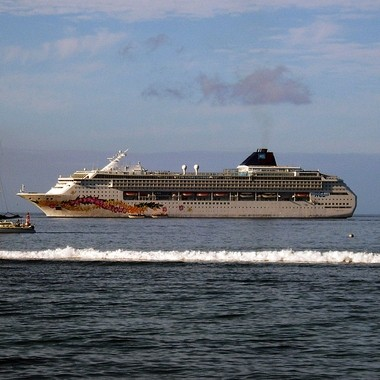 This is one of the NCLA ships that I worked on in 2007-2008 in Hawaii. This was taken on March 12, 2008.