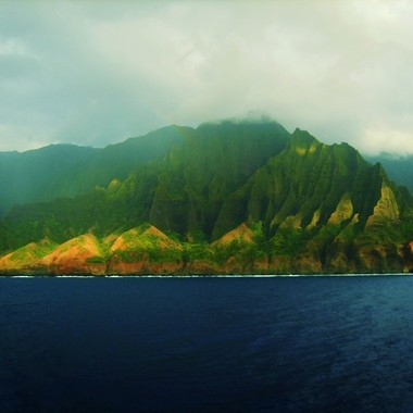 Taken on board of the Pride of Aloha on January 7, 2008