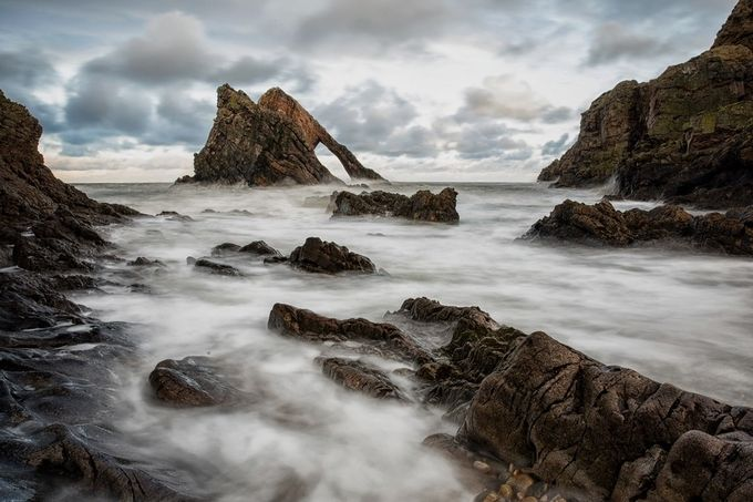 Bowfiddle Rock by peteswierczek - Around the World Photo Contest By Discovery