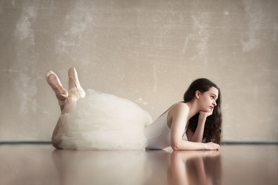Ballet, is like dreaming on your feet