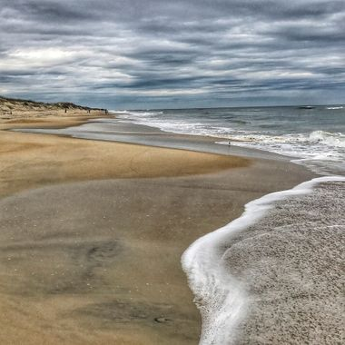 Beach Scene 1 Color