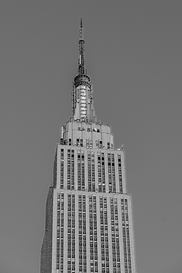 My B&W Impressions of NYC Architecture 31 of 40