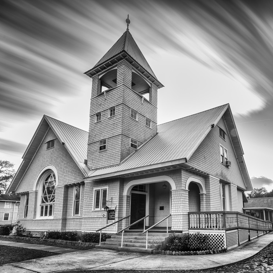 Description Blake Memorial Baptist Church was built in 1894 as a memorial to E. Nelson Blake, Jr....