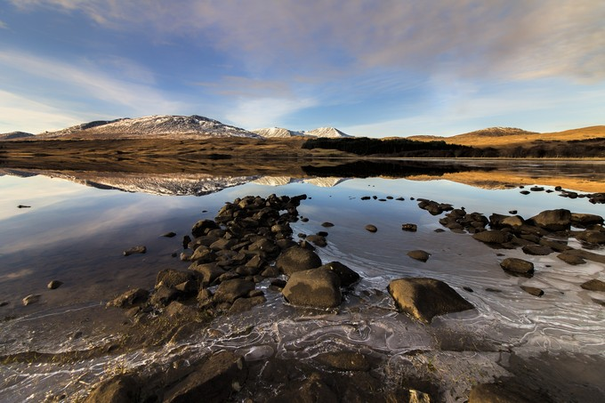 Loch Tulla by chrisandrew - Image Of The Month Photo Contest Vol 18