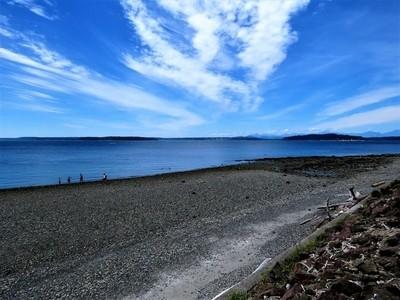 Alki Beach Seattle