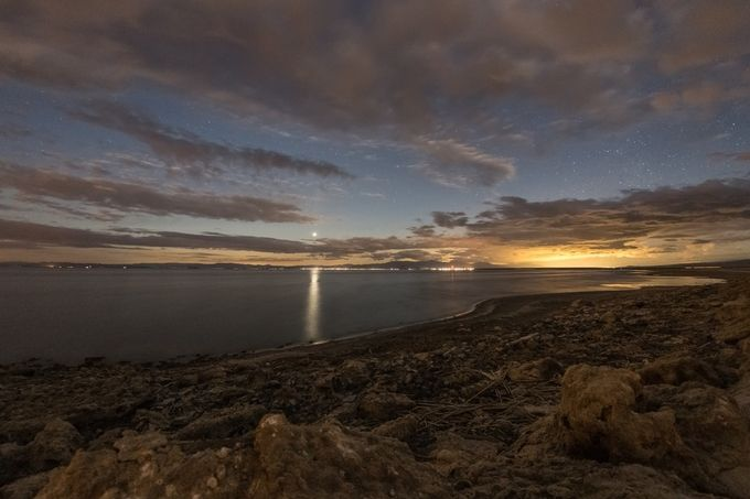 Saturday night at the Salton Sea. by kevinkey_4266 - Image Of The Month Photo Contest Vol 18
