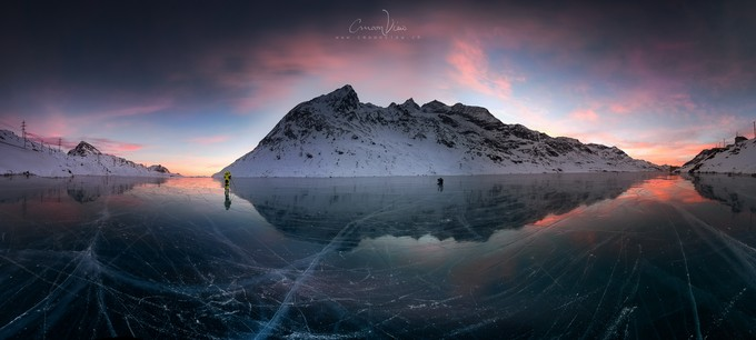 Lago Bianco by CmoonView - Islands Photo Contest