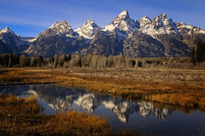 Grand Teton by russpcs - Zen Photo Contest
