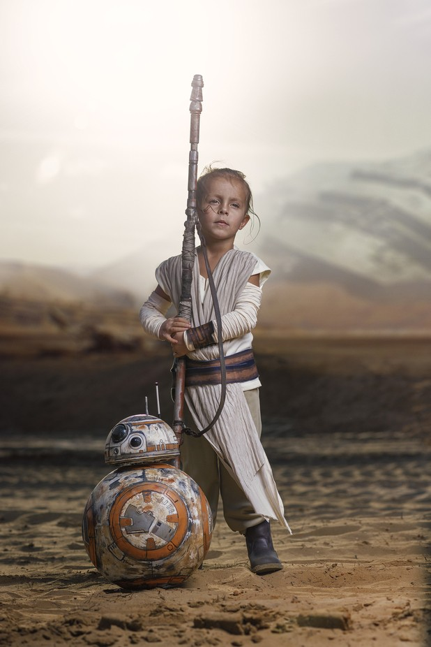 My Little Rey by spectaclephoto - Fairytale Moments Photo Contest