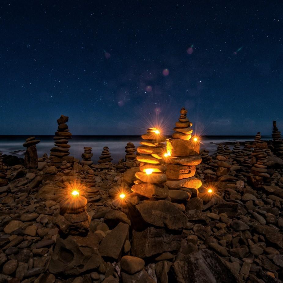 Coastal Vigil by timlucas - Night Wonders Photo Contest
