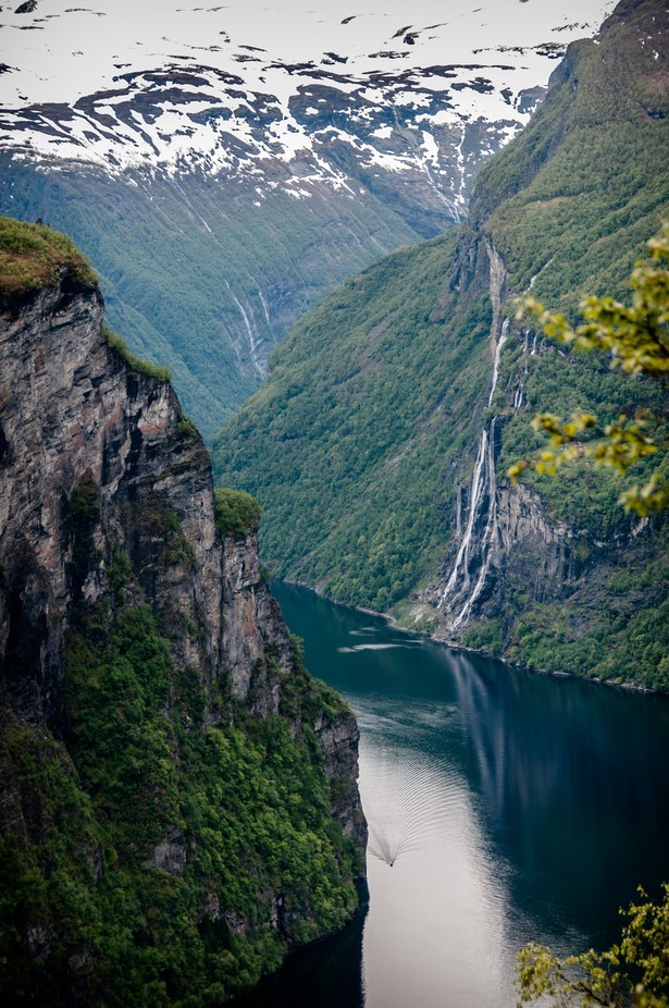 Norvegian Fjord by -Fabrizio- - Image Of The Month Photo Contest Vol 18