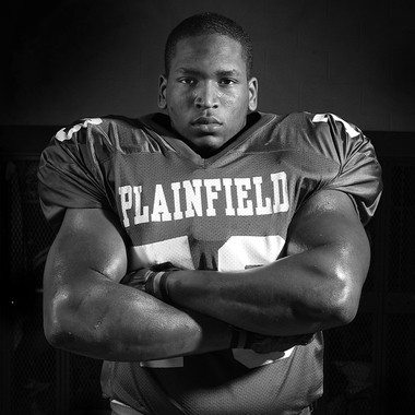 Monroe played at Plainfield High School in Plainfield, New Jersey. Regarded as a five-star recruit by Rivals.com, Monroe was ranked the top offensive line prospect in 2005 and third overall among all positions. Monroe attended the University of Virginia from 2005 to 2008. Selected eighth overall in the 2009 NFL draft, he spent the early years of his pro career with the Jacksonville Jaguars until a trade sent him to the Baltimore Ravens during the 2013 regular season.