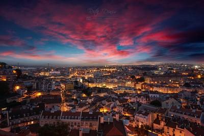 Lisbon... Muse of poets