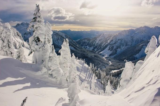 Mt. Baker views by thesoundofwhite - High Vantage Points Photo Contest