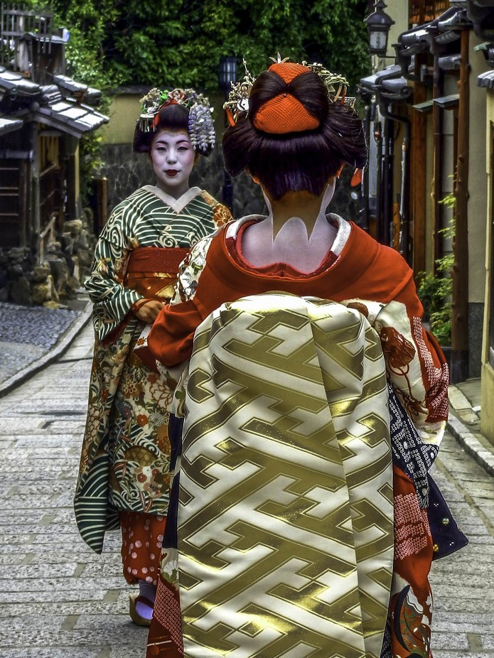 Maiko believe by PipSmith - The Magic Of Japan Photo Contest