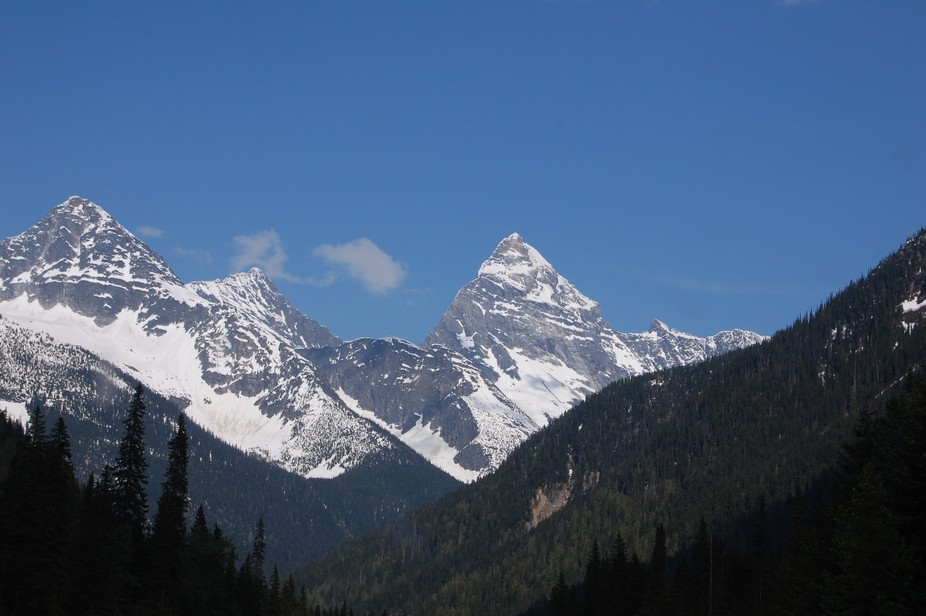Rocky Mountain High, Rocky Mountains B.C. Canada
