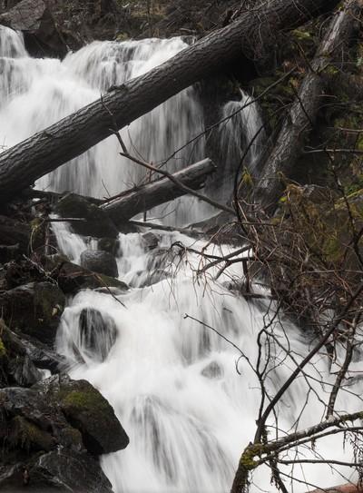 Fern Falls, Oregon