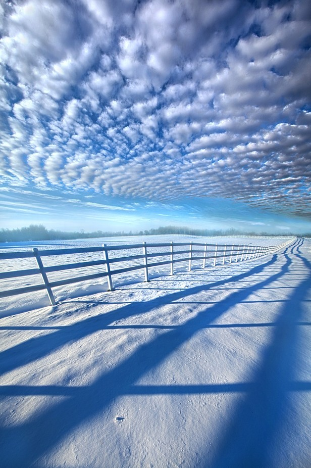 Always Whiter On The Other Side Of The Fence by phil1 - Diagonal Compositions Photo Contest