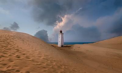 Denmark - Rubjergknude lighthouse - clean version