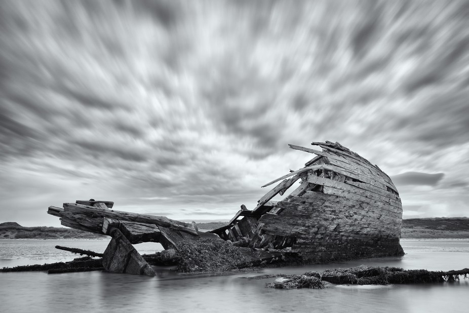 The Cara na Mark, also known as Bad Eddie, is a shipwreck that was grounded by it's owne...