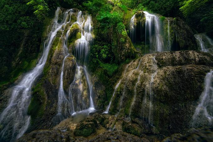 Waterfall  by AndyMaraloi - Beautiful Waterfalls Photo Contest
