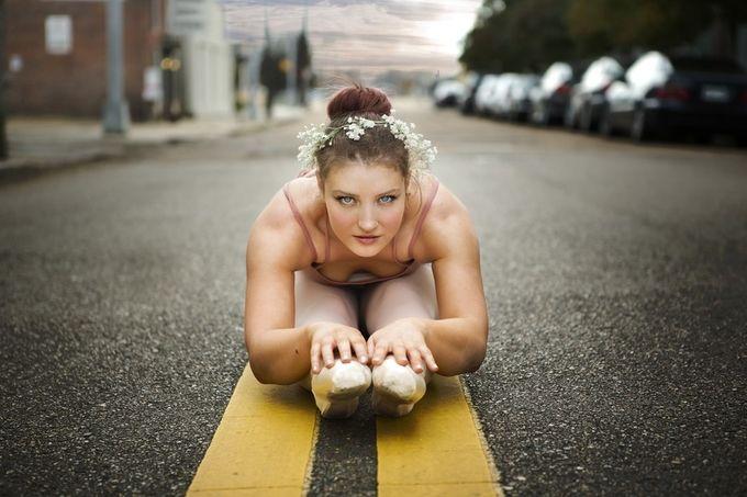 Audrey by tristanduplichain - Shallow Depth Of Field Photo Contest