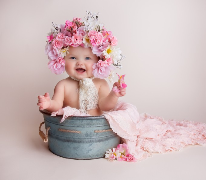 """A Rare Lilli"" by sheenamarie19 - Baby Face Photo Contest"