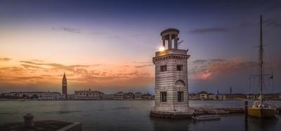 Lighthouse at San Giorgio Maggiore