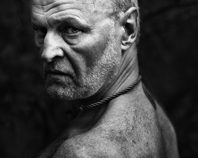 me by steppenwolf - The Face Of A Man Photo Contest