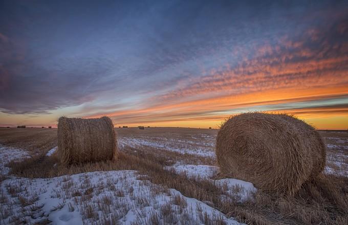 Broken Toe Sunset by RyanWunsch - Unforgettable Landscapes Photo Contest by Zenfolio