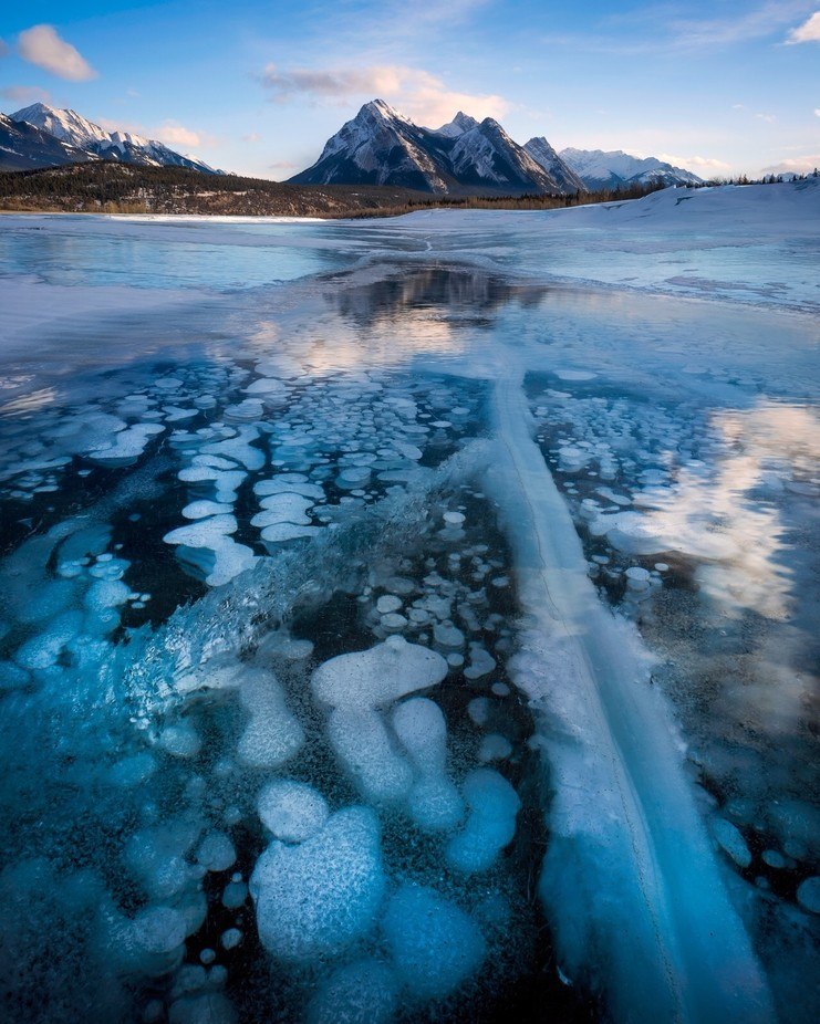 Frozen by racheljonesross - Compositions 101 Photo Contest vol4