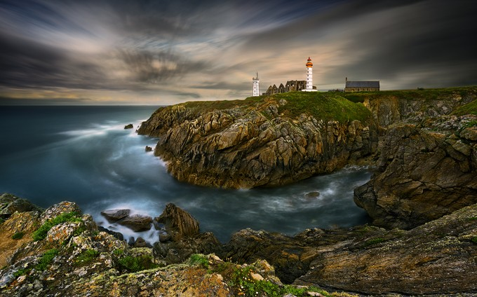 Pointe Saint-Mathieu... by kbrowko - Image Of The Month Photo Contest Vol 18