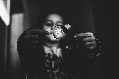 My little magic girl