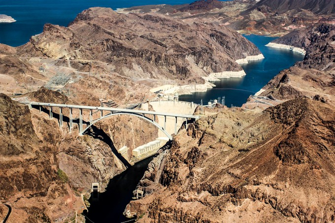 Hoover Dam by Chris_James - Above The Earth Photo Contest