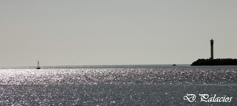 The sea (Huelva / Spain)