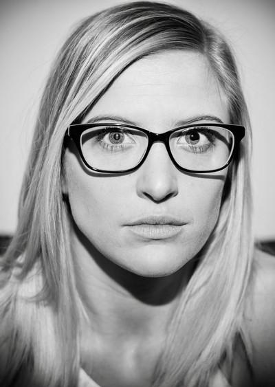 Glasses- portrait
